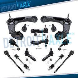 12pc Complete Front Suspension Kit - Chevy And Gmc Trucks 1500hd - 8 Lug