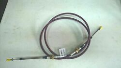 Throttle Cable For John Deere4475557566757775 Skid Loadersreplaces At322704
