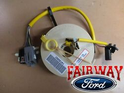 02 thru 07 F250 F350 OEM Genuine Ford Clockspring w Cruise wo Radio Controls