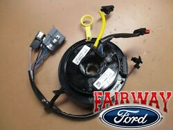 04 thru 07 F250 F350 OEM Genuine Ford Clockspring with Cruise & Radio Controls