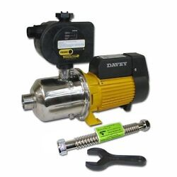 Davey Water Products Bt20-30 Home Pressure Booster Pump With Torrium Ii