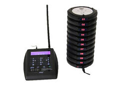 Arct Wireless Guest Paging System Professional Kit For Restaurants And More