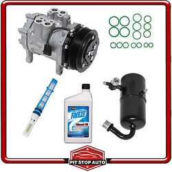New AC Compressor Kit KT 4533 - E45Z19V703KARM Grand Marquis Town Car