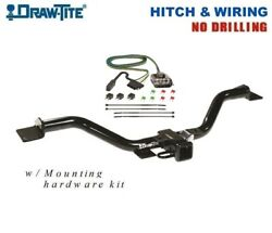 For 13-17 Traverse Enclave 13-16 Acadia Class 3 Trailer Hitch And Wiring 75528