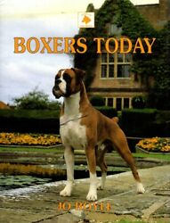 Boxers Today Jo Royle History Breeding Show guard working dog diet training