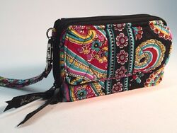 Vera Bradley All In One Crossbody Wallet $45.00