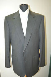 New Brioni Suit 100 Wool 40 Us 50 Eu Made In Italy Bro10
