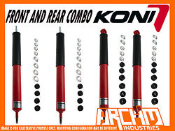Land Rover Discovery Series 1 89-94 Koni Adjustable Front And Rear Shock Absorbers