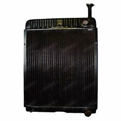 1706-6504 Made To Fit Case International Harvester Radiator 1066 Tractor 1086 T