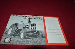 Cockshutt Oliver Tractor Buyers Guide For 1966 Mailer Dealerand039s Brochure Yabe8