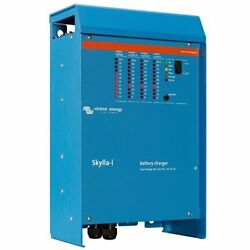 Chargeur 100a 24v Victron Energy Skylla-i 24/100 3 Batterie Agm Lithium