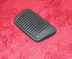 1965 1966 1967 1968 69 70 Mustang Gt Shelby Cougar Xr7 Orig M/t Brake Pedal Pad