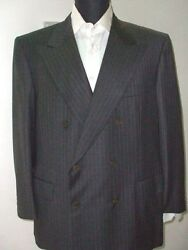 New Brioni Suit 100 Wool  41 Us 51 Eu Made In Italy Br14