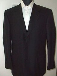 New Brioni Suit 100 180 S Wool  44 Us 54 Eu Made In Italy Br13