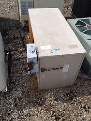 Liebert	Condensing Unit	Used	PFC027A-PL3  #5750