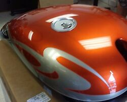 Viper Motorcycle Company Matching Set Fuel Tank Front And Rear Fender Shroud
