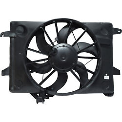 New AC Fan Assembly FA 50075C - F8VZ8C607AA Grand Marquis Town Car Crown