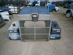 Marmon Hood. 59 1/2 Beginning Of Grill Or 63 3/4 Inches Drop Of Grill.