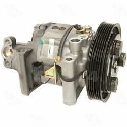Four Seasons New York-Diesel Kiki-Zexel-Seltec DKV14D Compressor w Clutch 58474