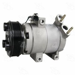 Four Seasons New York-Diesel Kiki-Zexel-Seltec DKS17D Compressor w Clutch 68672