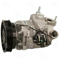 Four Seasons New York-Diesel Kiki-Zexel-Seltec DCS17E Compressor w Clutch 68675