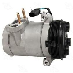 Four Seasons New York-Diesel Kiki-Zexel-Seltec DKS17D Compressor w Clutch 68673