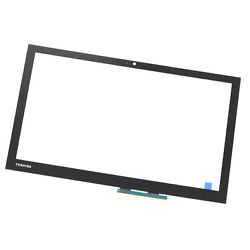15.6 Touch Screen Glass+digitizer For Toshiba Satellite Fusion L55w-c5278 C5280