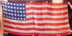 Original United States 1880's 40 Star Flag 56