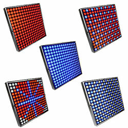 12 X 12 Square High-power 45w 225leds Grow Light System Panel With Hanging Kit