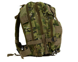 Military Tactical Backpack Bag Hiking Trekking Camping Daily EDC CP Camouflage $16.99