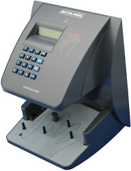Handpunch 3000 Hp-3000 Ethernet And Backup Battery Rsi 1 Year Warranty Hand Punch