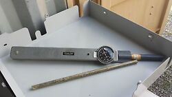 New Sealed Box Antique 1959 Apco Mossberg Torque Tool Wrench 1000 Foot-pounds