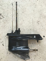 1995 Evinrude 90 115 Hp 2 Stroke Outboard Motor 20 Lower Unit Freshwater Mn