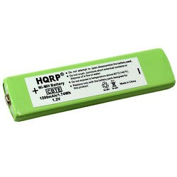 Battery For Sharp Im / Md Series Portable Cd Md Mp3 Player Ad-n55bt / Adn55bt