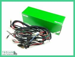 Wiring Harness Lucas For Triumph Twins 350 500 650 1967 Genuine 54950449