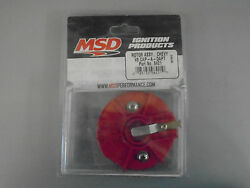MSD Distributor Rotors 8421 Distributor Rotor Brass Contact Adjustable
