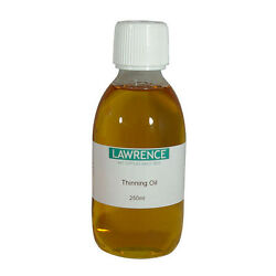 Refined Linseed Thinning Oil 250ml