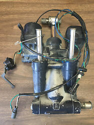 1994 Evinrude 90 115 Hp 2 Stroke 2 Wire Outboard Power Tilt And Trim Freshwater Mn