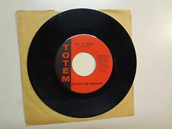 Leo And The Prophets Tilt-a-whirl/parking Meter-u.s. 7 67 Totem Records T-105
