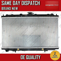 MANUAL/AUTOMATIC RADIATOR FIT FOR A NISSAN PRIMERA MK3 1.8 2002>ON *BRAND NEW*