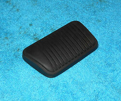 1965 1966 1967 1968 Mustang Gt Shelby Cougar Xr7 Orig 3 4 Speed Clutch Pedal Pad