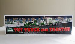 Hess Toy Truck And Tractor 2013