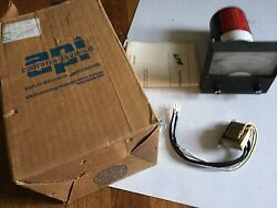 New Lfe 53-2409-8502,api 53-2409-8502 Amperes Meter 0 To 30 Amps Ac,boxyh