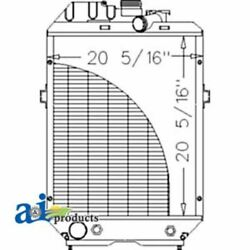 A-82015103 For Ford Tractor Radiator 5640 6640 7740