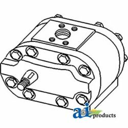 A-e2nn600ba For Ford Tractor Main System Pump Tw10 Tw15 Tw20 Tw25 Tw30 Tw35