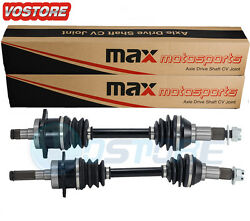 Front Left And Right Cv Joint Axles Set For Can Am Outlander 400 / 500 / 650 / 800