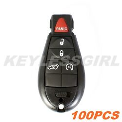 Wholesale 100pcs New Replacement For Charger Durango 300 Entry Remote Fob Fobik