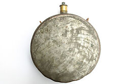 Rare Antique Russian Imperial Military Copper Water Flask Canteen 1876 Army