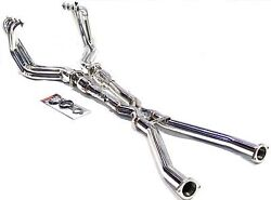 Obx Racing Exhaust Long Tube Header For Chevy Corvette 01 02 03 04 Ls1 5.7l C5