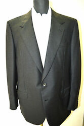 New Brioni Suit 100 Wool 42 Us 52 Eu Made In Italy Br 4